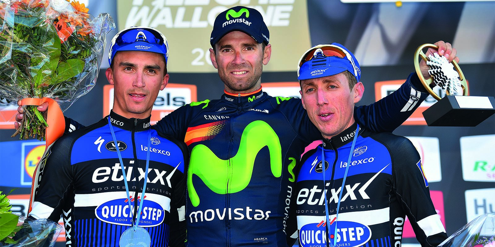 podium fleche wallonne
